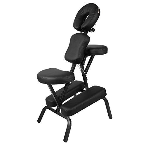 Mehrzweck Tragbare Falten Einstellbare Leder Pad Massagesessel Salon Möbel Tattoo Massage Spa Stuhl