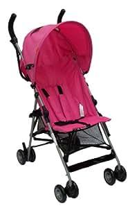 Babyco Zippy 2 Position Stroller (Hot Pink)