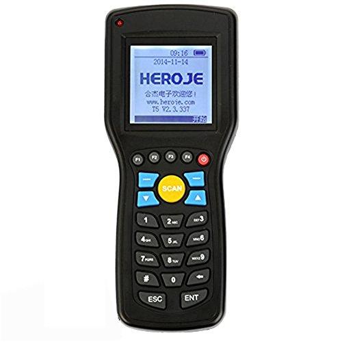 Seesii Wire Wireless 1D Ean13 UPC/e Barcode Scanner