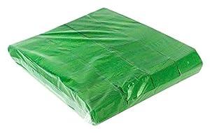 Ohfx Confetti rectangular Color verde oscuro (Rec-Vo