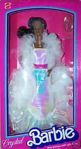 Crystal Barbie AA