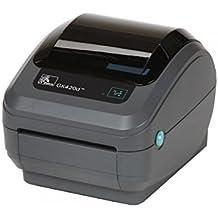 Impresora de etiquetas Zebra GK420d EPL ZPL USB print server