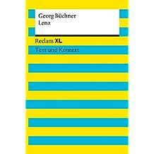 Lenz: Reclam XL – Text und Kontext (German Edition)