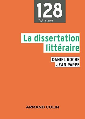La dissertation littéraire - NP