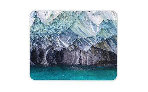 Marmorhöhlen von Lago General Mauspad Pad - Carrera Chile Geschenk-Computer # 14208