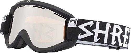 Shred Soaza Eclipse - Silver - Ski and Snowboard Goggles