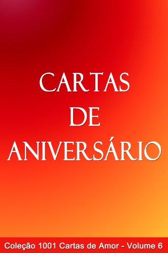 Cartas De Anivers Rio 1001 Cartas De Amor Livro 6 Portuguese