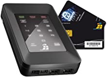Digittrade HS128 High Security - Disco duro externo con seguridad AES de 128 bits