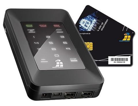 Digittrade HS128 500GB externe High Security Festplatte