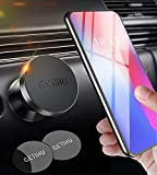 GETIHU Car Phone Holder, Dashboard Mobile Phone Holder for Car, Universal Magnetic Car Phone Mount GPS, Compatible with iPhone Samsung Galaxy Motorola Huawei Oneplus etc.