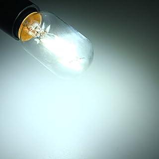 MASUNNE14 2W SMD5050 16LEDs Warm White Pure White Glühbirne für Kühlschrank Kocher AC220V - 220v - Reines weiß