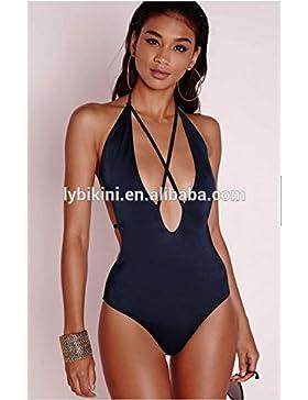 Presidente bañador _ Volver rocío split es también cruz atada con modernos y cómodos, traje de baño bikini girl...
