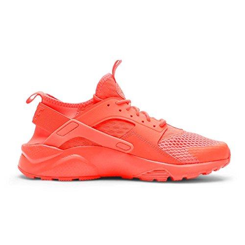 Nike Herren Air Huarache Run Ultra BR Laufschuhe, Orange, 45 EU Naranja (Ttl Crmsn / Ttl Crmsn-Ttl Crmsn)