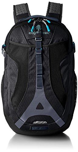 Eagle Creek Rucksack Afar Backpack mit gepolstertem Laptopfach und extra Fach für weitere elektronische Geräte, 31 L, black