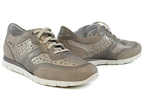 Mephisto  Kadia Perf 2631 Camel, Chaussures de ville à lacets pour femme Marron