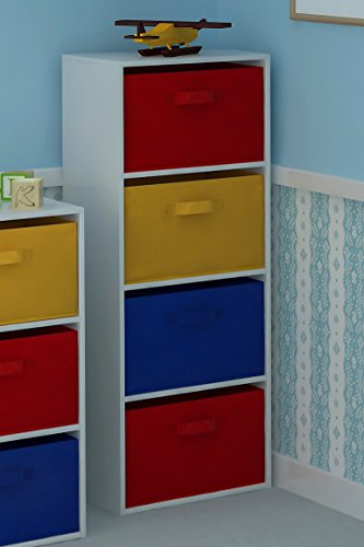 home-source-4-tier-toy-storage-unit-kids-chest-of-4-canvas-drawers-for-bedroom-or-playroom