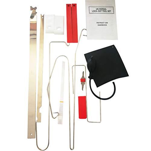 Vosarea 12 Stücke Auto Tür Wartung Kits Tür Expander Auto Reparatur Hilfs Wartung Werkzeuge