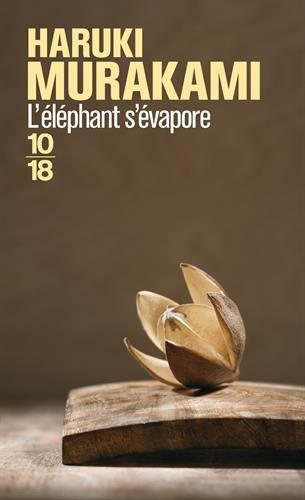 Elephant S Evapore par Haruki Murakami