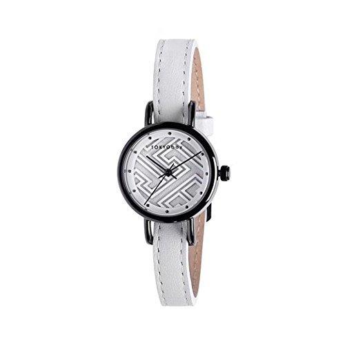 tokyobay-fuji-reloj-color-blanco