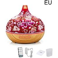 Navigatee Aroma Diffusor 4000ml Ultraschall-Cool-Mist-Luftbefeuchter/Aroma-ätherisches-Öl -Diffusor mit 7 bunten... preisvergleich bei billige-tabletten.eu
