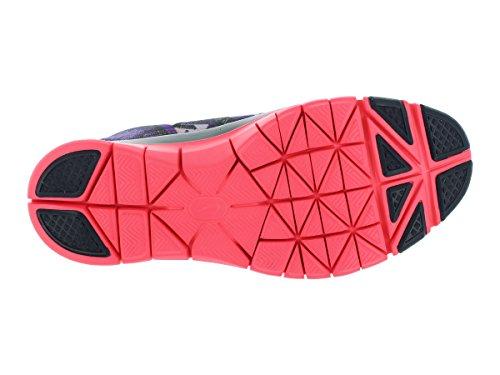 Nike - Free 5.0 Tr Fit 4 Print, Zapatillas De Deporte Para Mujer (obsidiana / Hyper Punch / Marfil)