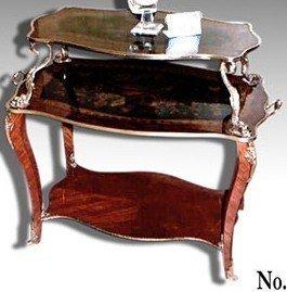 Table baroque table d'appoint de style antique Louis XV MoTa0903