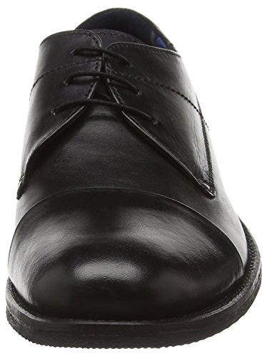 Chatham Ripon - Derby - Homme Noir (Black)
