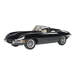 AUTOart–Auto Miniatur-Collection, 73605, schwarz