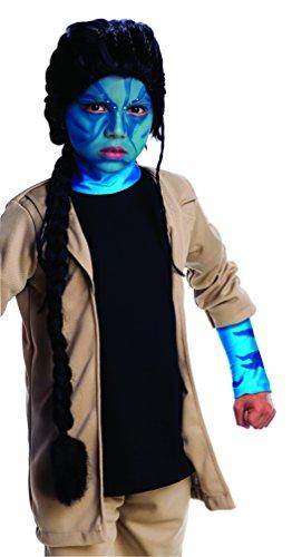 Rubies Avatar Kinder Kostüm Perücke Jake