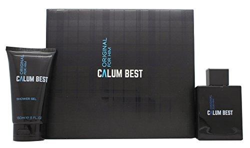 Calum Best Original for Him Confezione Regalo 100ml EDT + 150ml Gel Doccia