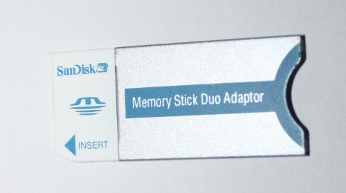 Adapter für Memory Stick PRO Duo (Memory Stick Pro Duo-adapter-usb)