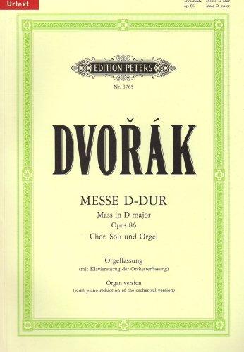 Messe d-Dur Opus 86