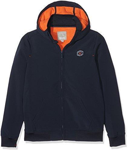 Bench Jungen Trainingsjacke Softshell Jacket, Blau (Dark Navy Blue Ny031), 128 (Herstellergröße:...
