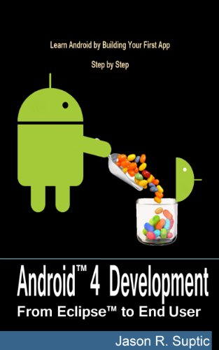 Android 4 Development: From Eclipse to End User (English Edition)