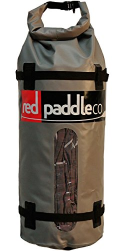 2017 Red Paddle Co 30L Dry Bag - Silver