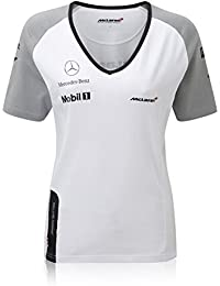 McLaren Ladies 2014 Button t-shirt