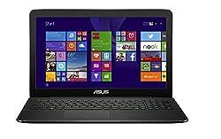 Asus X554LA-XX371H 15.6-inch Laptop (Intel Core i3 4030U/4GB/500GB/Windows 8.1), Black