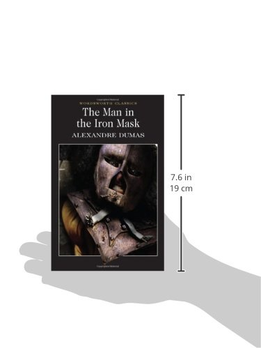 Image of The Man in the Iron Mask (Wordsworth Classics)