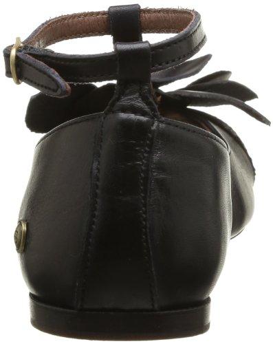 Neosens Molinera 527, Ballerines femme Noir (Ebony)