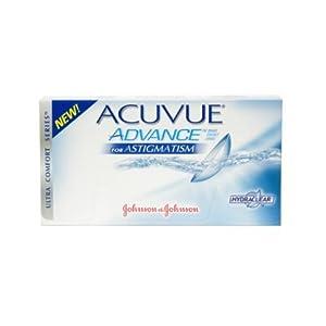 Acuvue Advance for Astigmatism 2-Wochenlinsen