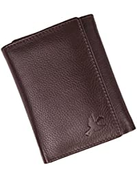Hornbull Trifold Genuine Leather Wallet