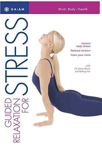 Preisvergleich Produktbild Guided Relaxation for Stress [DVD] [Import]