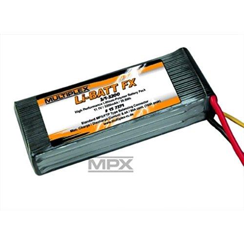multiplex-tucan-fx-3-1-3200-m6-bateria-pila-recargable-juguete-negro