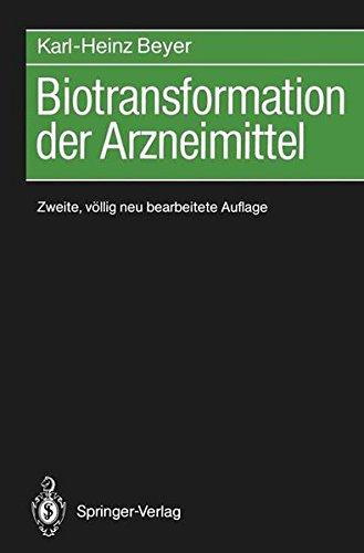Biotransformation der Arzneimittel