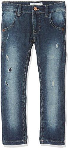 NAME IT Jungen Jeans Nitthorsen Slim/Xsl Dnm Pant Nmt Noos, Blau (Medium Blue Denim), 152