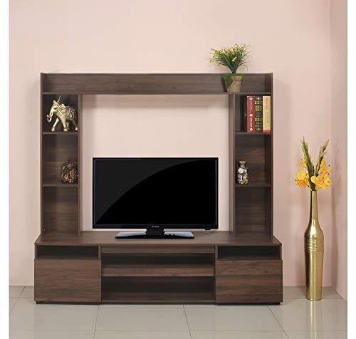 @home by Nilkamal Walton TV Unit (Wenge)