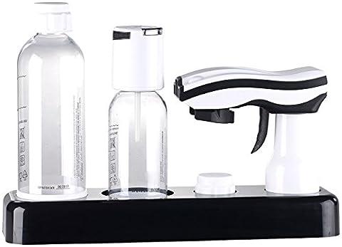 Rosenstein & Söhne Trinkwassersprudler: Getränke-Sprudler für Soda-Wasser, Softdrinks, Saft-Schorle, Limonade (Multi Getränke und (Bewertung Wasser)