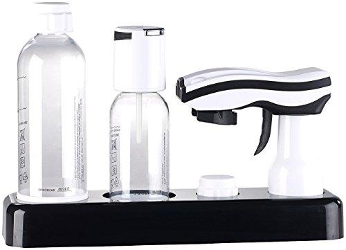Rosenstein & Söhne Getränkesprudler: Getränke-Sprudler für Soda-Wasser, Softdrinks, Saft-Schorle, Limonade (Trinkwassersprudler)