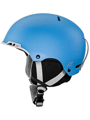 K2 Skis Damen Skihelm MERIDIAN aqua M 1054007.3.1.M Snowboard Snowboardhelm Kopfschutz Protektor