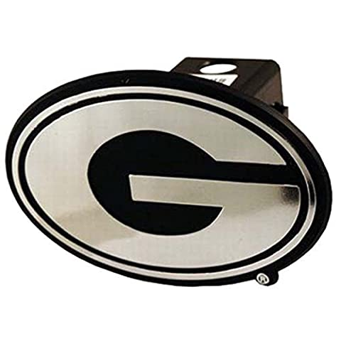 NCAA Georgia Bulldogs Car Trailer Hitch Cover by Game Day Outfitters